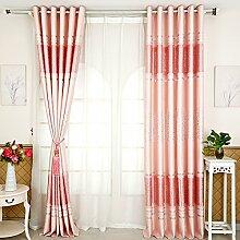 HZH-HZH-客厅 窗帘 卧室 落地窗 飘窗