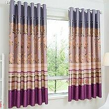 HZH-HZH-Das Wohnzimmer Schlafzimmer Vorhang