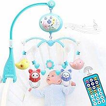 Hzlsy Baby Mobile Bett Glocke Spieluhr Für