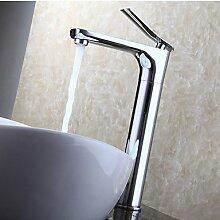 hzzymj-bathroom Waschbecken Wasserhahn, mit
