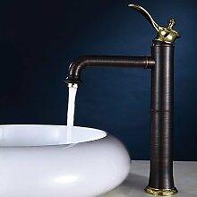 hzzymj-centerset Waschbecken Wasserhahn mit Loch