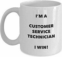 I'm A Customer Service Technician Mug I