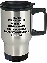 I Became a Bank Compliance Auditor Reisebecher