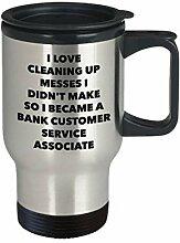 I Became a Bank Customer Service Associate
