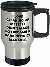 I Became a Bank District Manager Reisetasse Bank,