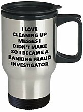 I Became a Banking Fraud Investigator Reisebecher