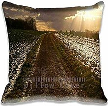 I have to go Design Throw Pillow Cover Case