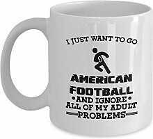 I Just Want to Go American Football and Ignore All