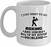 I Just Want to Go Boxing and Ignore All of My