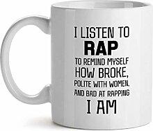 I listen To Rap To Remind Myself How Broke, Polite
