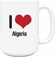 I love ALGERIEN Big 444ml Becher 1389