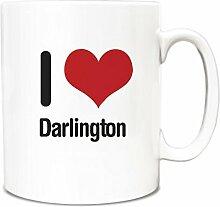 I love Darlington Becher 0208