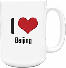 I love Peking Big 444ml Becher 1573