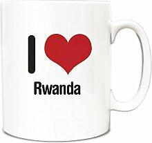 I love Rwanda Becher 1522