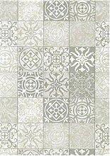 i.stHOME Klebefolie Antique Design grau -