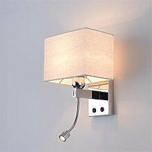IACON 5W LED E27 Wandleuchte Warmweiß Wandlampe