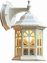 IACON Außenleuchte Wandlampe Retro ländlich