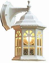 IACON Außenleuchte Wandlampe Retro Vintage