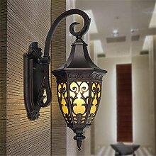 IACON Außenleuchte Wandlampe Vintage Wandleuchte