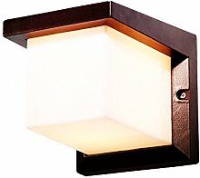 IACON Einfache Moderne Im Freien Wand-Lampen 12W