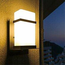 IACON Einfache Moderne Im Freien Wand-Lampen E27