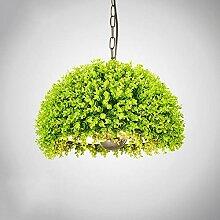 IACON Nachahmung Pflanze lampe Pendelleuchten E27