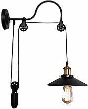 IACON Wandlampe Vintage Industrielampe