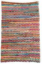 Ian Snow Flickenteppich, 90 x 150 cm, Motiv