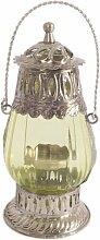 Ian Snow Schiffslampe/Windlicht, aus Glas, Grün