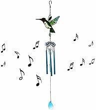 ianluo Windspiele Garten Vögel Wind Glockenspiel