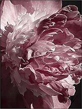 ianxianbaobao Moderne Kunst Bunte Blumenbild