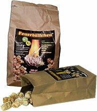 iapyx® 320 Stück Feuerbällchen Bio Anzünder