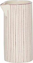 IB Laursen Casablanca Lila Kanne Klein Stripes 0,2