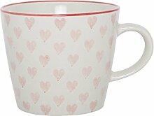 IB Laursen - Heart - Tasse, Becher, Henkelbecher - Herz - Keramik