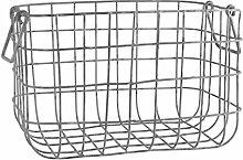 Ib Laursen - Metallkorb mit Henkel (5911-18)