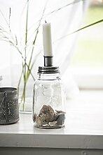 IB Laursen - Stabkerzenhalter/Kerzenhalter - Glas