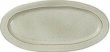 IB Laursen Tablett oval Sand Dunes