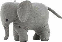 IB Laursen - Türstopper - Elefant Grau - Bodil -