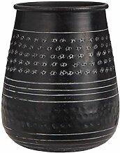 IB Laursen Vase Black Mystic