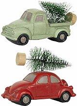 IB Laursen - Weihnachts Auto mit Tannenbaum -