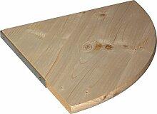 IB-Style - Holzboden | 2 Abmessungen | 3 Dekore | Stärke 18 mm | Regalsystem Wandregal Eckregal | Kiefer 350x350mm