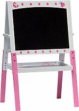 IB-Style - Kindersitz- und Spielgruppe PAPILLON   6 Kombinationen   Maltafel - Stuhl Truhenbank Kindermöbel Tisch Kindertisch Kinderstuhl Tafel Standtafel Kinderregal