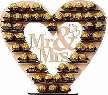 iBaste Ferrero Display Ständer Hochzeitszubehör