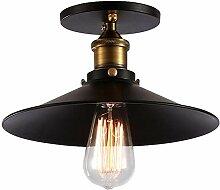 iBaste Hängeleuchte Industrial Deckenlampe Lampe