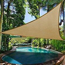 iBaste Sonnensegel Sonnenschutz Garten Balkon und