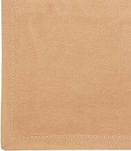 Ibena Kniedecke kamel Größe 100x150 cm