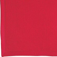 Ibena Kniedecke rot Größe 100x150 cm