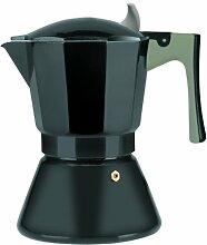 IBILI 621306 Espressokocher, Induktion, Aluminium,
