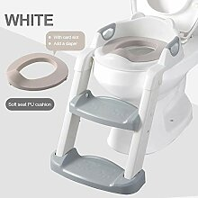 iBoosila Baby Toilette Leiter Toilette Töpfchen