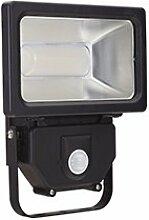 IBV High-Power-LED Aussentrahler mit Bewegungsmelder IP65 Aussenleuchte Wandleuchte Hausleuchte